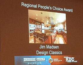 Regional Peoples Choice Award
